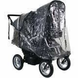 Tri Mode Twin with Toddler Seat Wind