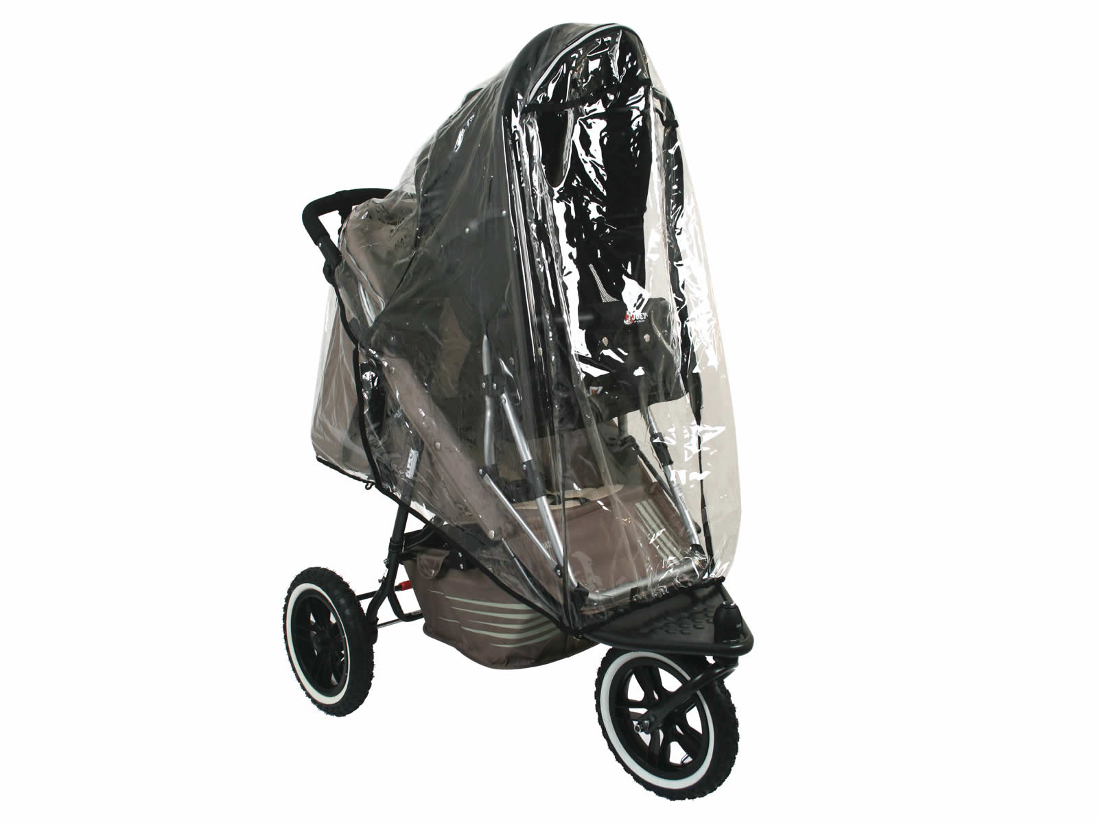 Tri Mode with Toddler Seat Wind