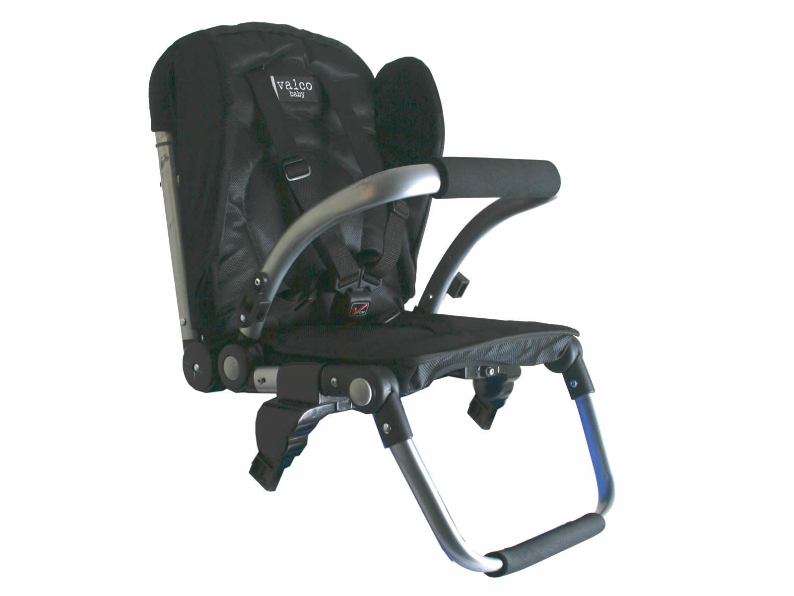Siesta Toddler Seat (Tri Mode, Matrix, Quad, Zee)